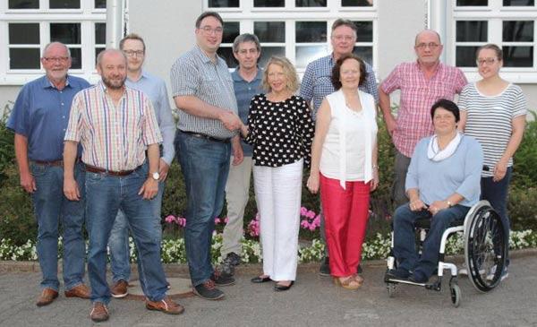 Stadtverband Bad Arolsen 2016
